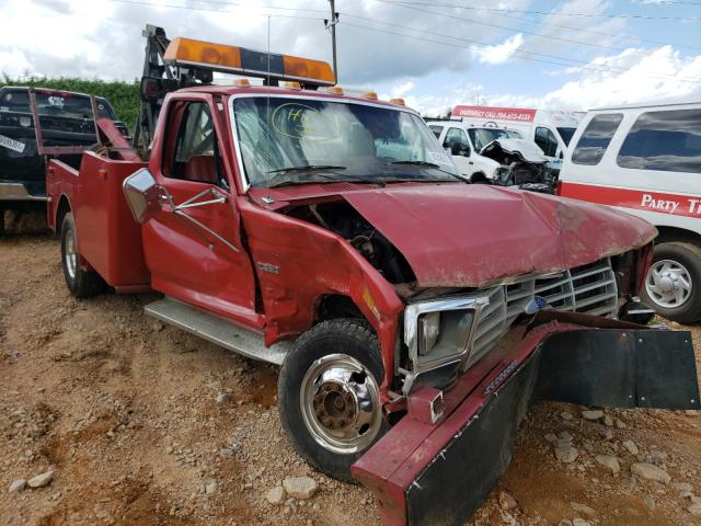Ford F350 salvage cars for sale: 1983 Ford F350