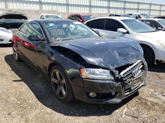 Salvage cars for sale at Albuquerque, NM auction: 2010 Audi A5 Premium