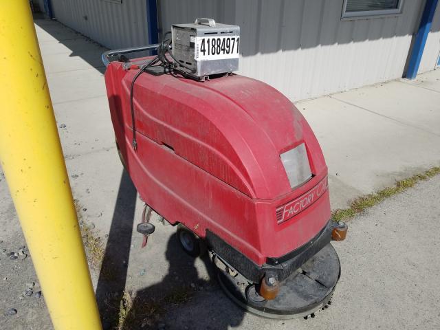 Salvage cars for sale from Copart Arlington, WA: 2000 Equipment ADV Scrubb