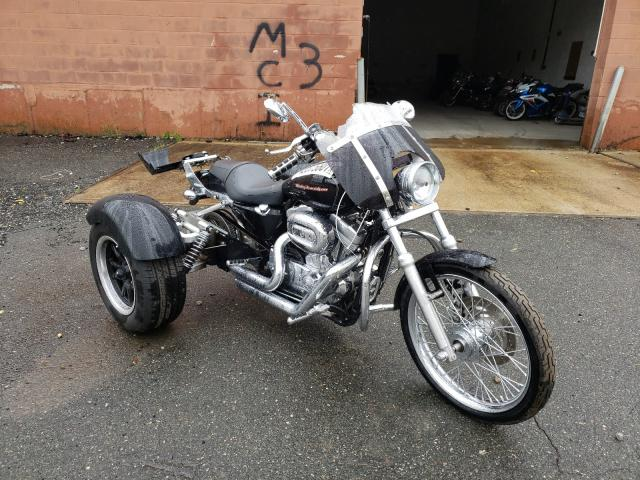 Salvage cars for sale from Copart North Billerica, MA: 2005 Harley-Davidson XL883 C