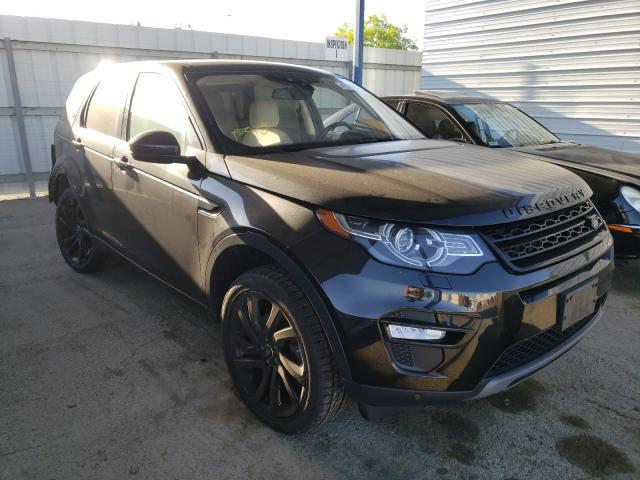 2017 LAND ROVER DISCOVERY SALCT2BG3HH717542