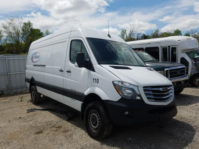 Salvage 2018 FREIGHTLINER SPRINTER - Small image. Lot 41627321