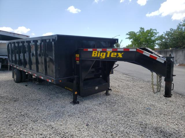 Big Tex salvage cars for sale: 2020 Big Tex Dump Trailer