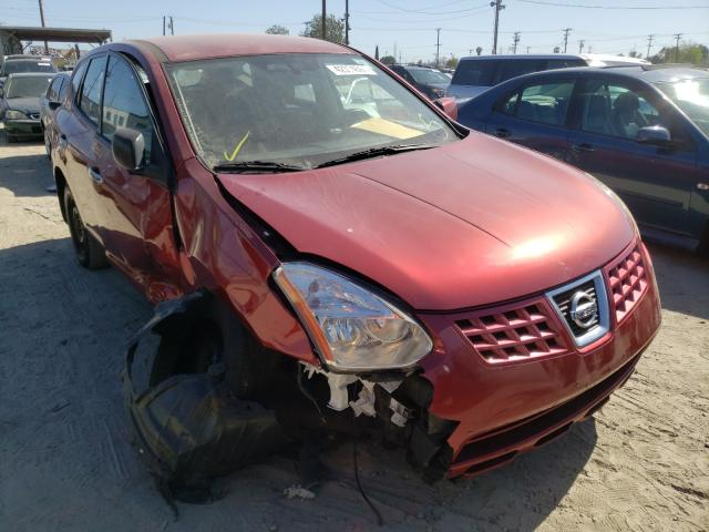 2010 NISSAN ROGUE S JN8AS5MT8AW001917