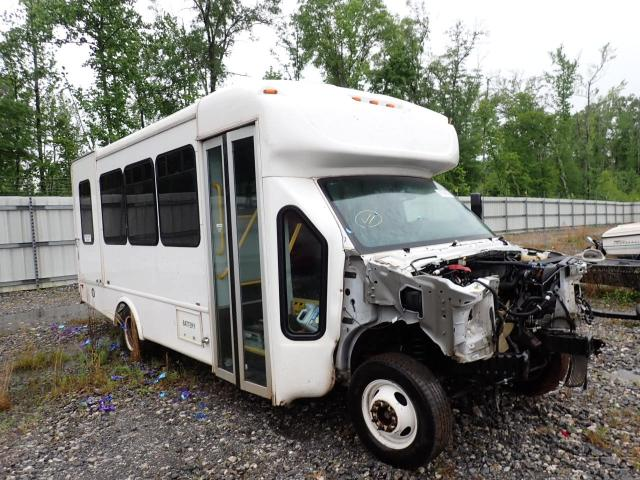 Salvage cars for sale from Copart Spartanburg, SC: 2016 Ford Econoline