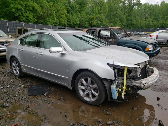 Vehiculos salvage en venta de Copart Waldorf, MD: 2012 Acura TL