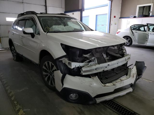 Salvage cars for sale from Copart Pasco, WA: 2016 Subaru Outback 2