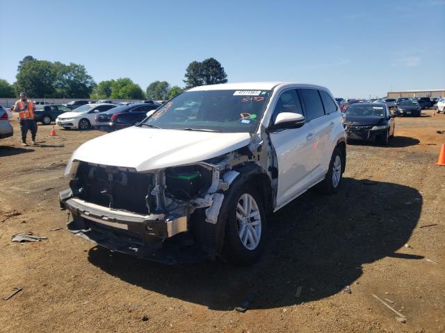 2015 Toyota Highlander 3.5L, VIN: 5TDZKRFH5FS******, аукцион: COPART, номер лота: 42171561