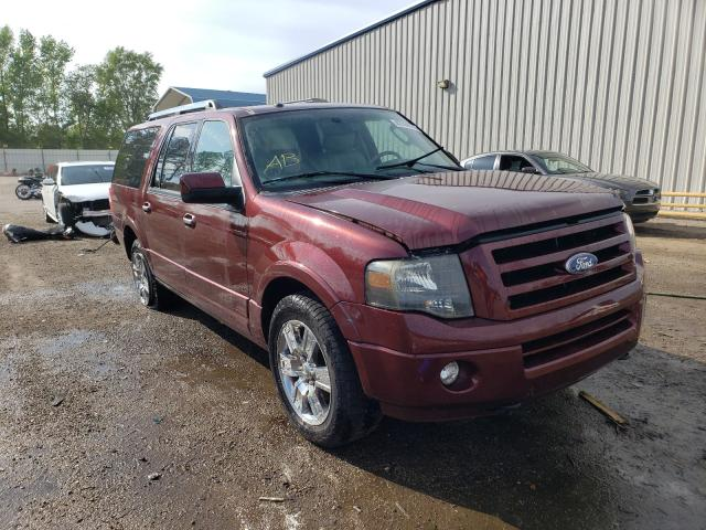 Salvage cars for sale from Copart Harleyville, SC: 2010 Ford Expedition