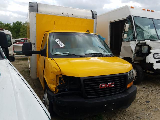 Salvage cars for sale from Copart Glassboro, NJ: 2018 GMC Savana CUT