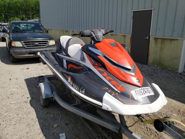 Upcoming salvage boats for sale at auction: 2017 Yamaha PWC