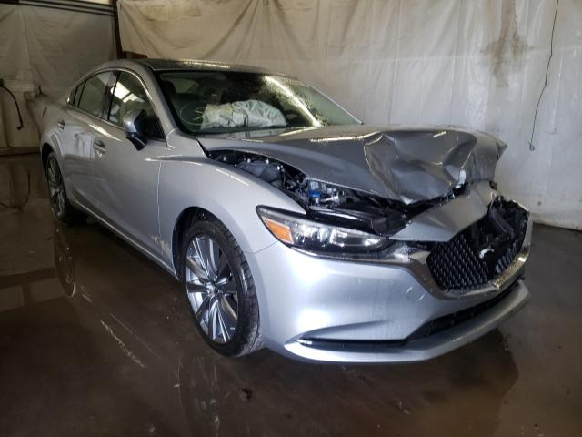 Mazda salvage cars for sale: 2019 Mazda 6 Touring
