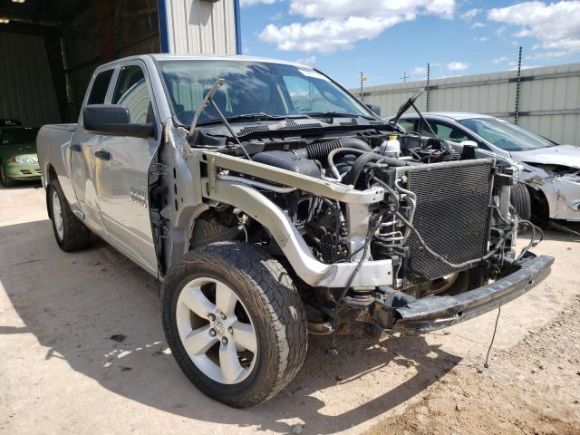Salvage cars for sale from Copart Appleton, WI: 2014 Dodge RAM 1500 ST
