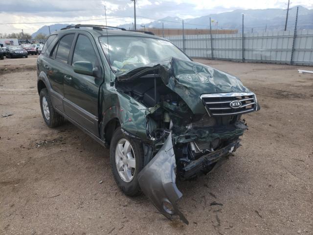 2007 KIA Sorento EX en venta en Colorado Springs, CO