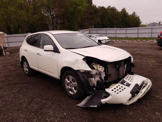 Salvage cars for sale from Copart London, ON: 2010 Nissan Rogue S