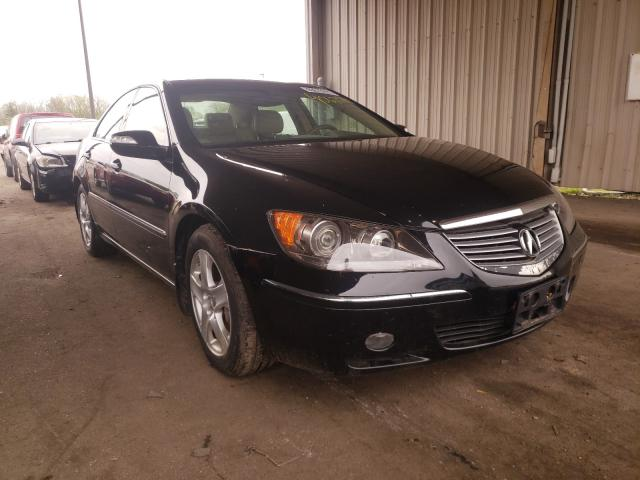 Acura RL salvage cars for sale: 2005 Acura RL