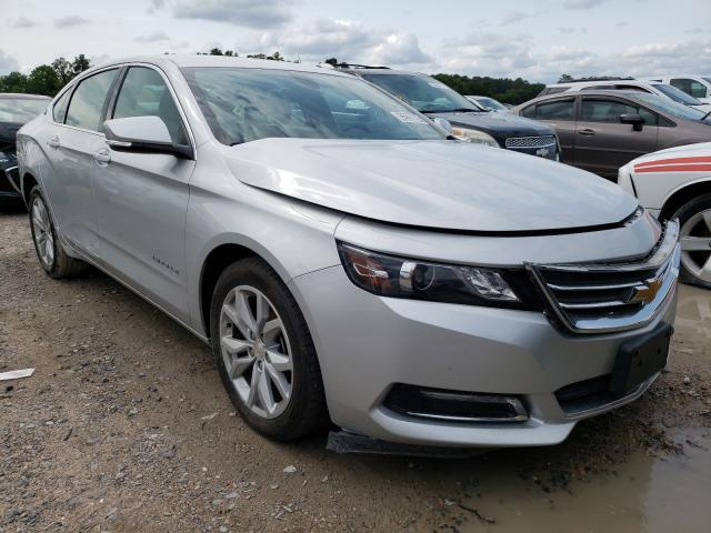 Vehiculos salvage en venta de Copart Houston, TX: 2020 Chevrolet Impala LT