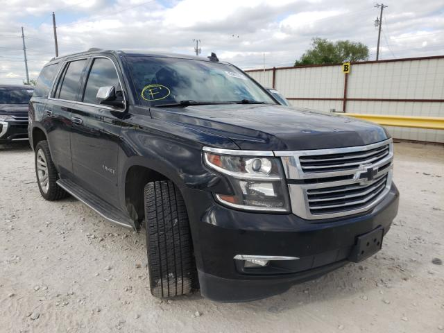 Salvage cars for sale from Copart Haslet, TX: 2016 Chevrolet Tahoe K150