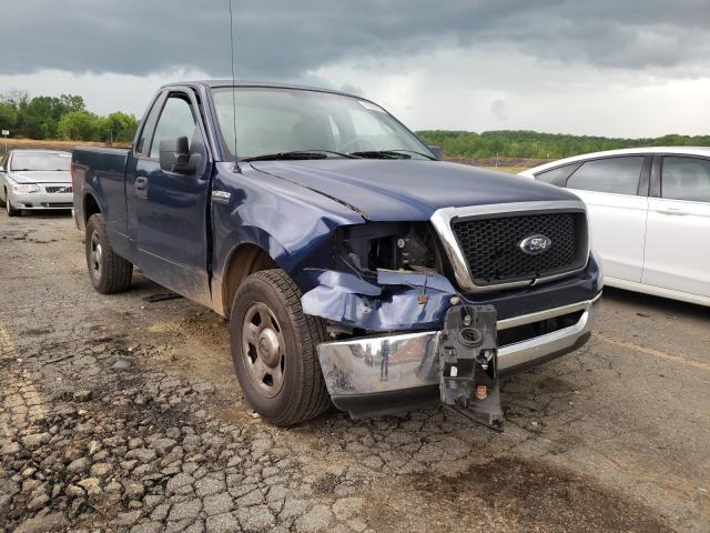 Salvage cars for sale from Copart Concord, NC: 2007 Ford F150