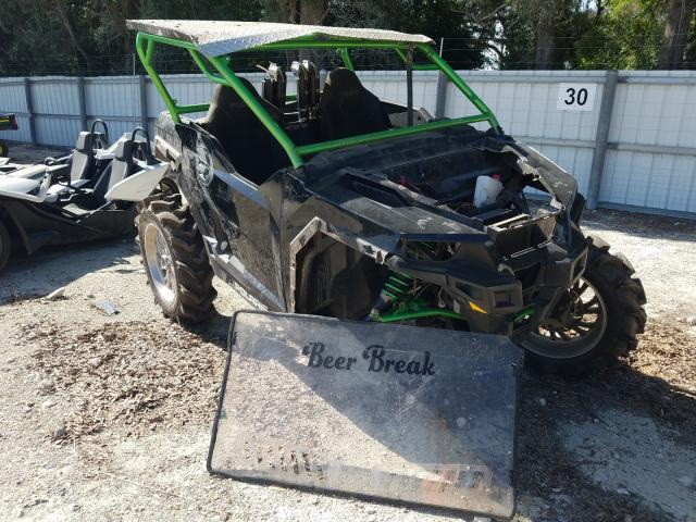 Salvage cars for sale from Copart Ocala, FL: 2019 Polaris General 10
