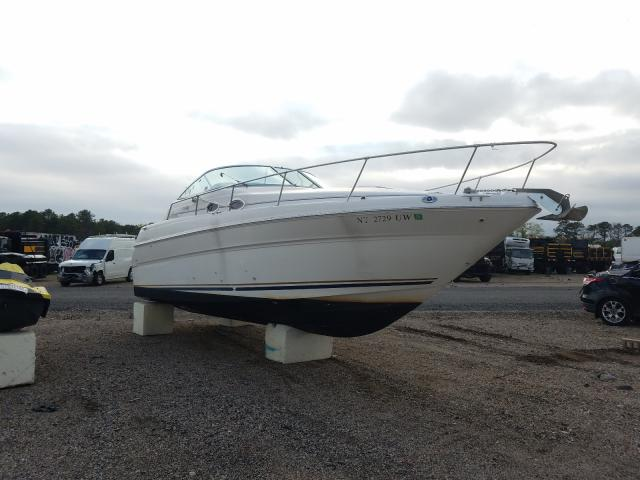 Sea Ray Vehiculos salvage en venta: 2001 Sea Ray Boat