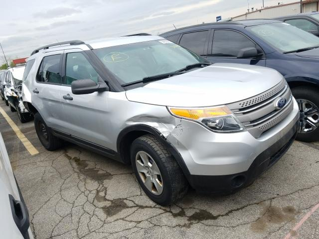 Salvage 2014 FORD EXPLORER - Small image. Lot 39563881