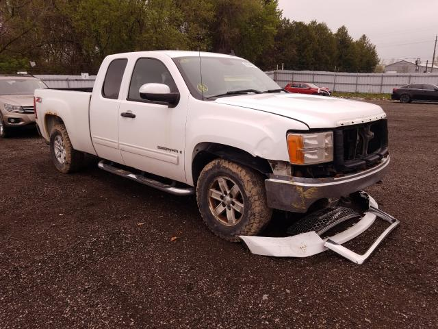Salvage cars for sale from Copart London, ON: 2008 GMC Sierra K15