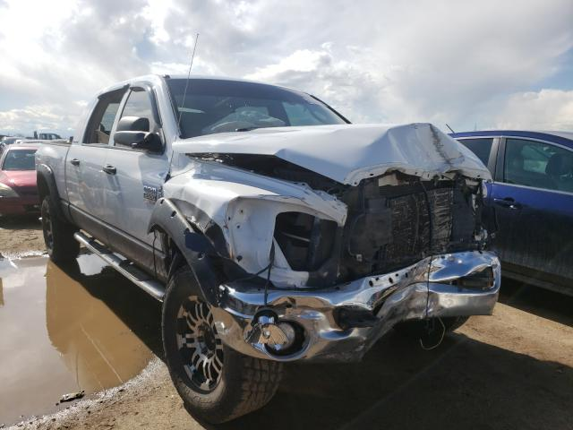 Salvage cars for sale from Copart Brighton, CO: 2007 Dodge RAM 2500