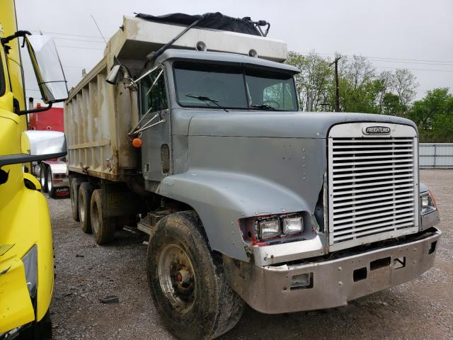 Freightliner salvage cars for sale: 1989 Freightliner Convention