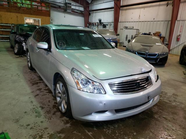Salvage cars for sale from Copart Austell, GA: 2007 Infiniti G35