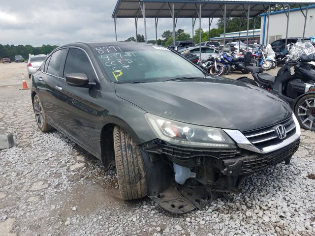 Salvage cars for sale from Copart Austell, GA: 2013 Honda Accord Sport
