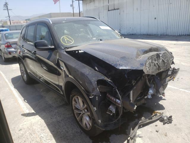 2014 BMW X3 XDRIVE2 5UXWX9C55E0D39895