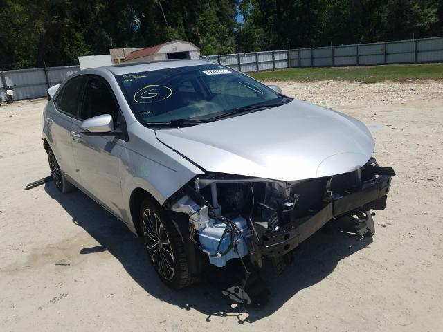 Salvage cars for sale from Copart Ocala, FL: 2016 Toyota Corolla L