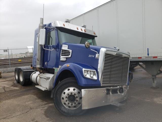 Freightliner salvage cars for sale: 2013 Freightliner 122SD