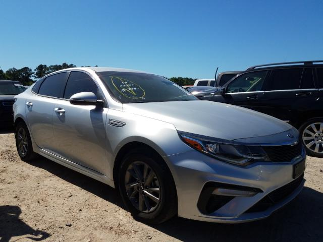 Vehiculos salvage en venta de Copart Houston, TX: 2020 KIA Optima LX