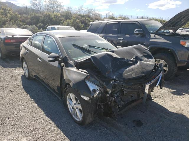 Salvage cars for sale from Copart Reno, NV: 2015 Nissan Altima 2.5