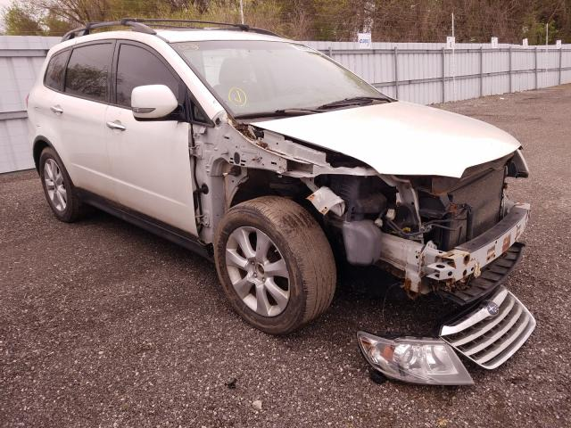 Salvage cars for sale from Copart London, ON: 2008 Subaru Tribeca LI