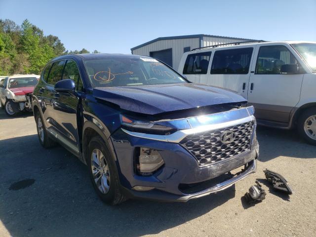 Salvage cars for sale from Copart Shreveport, LA: 2020 Hyundai Santa FE S