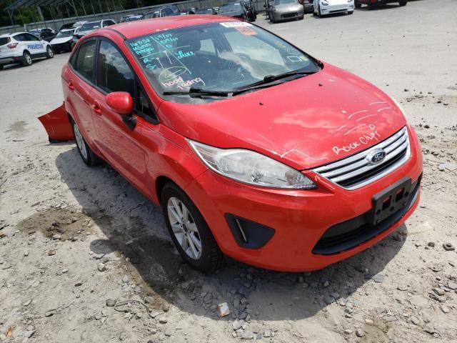 Vehiculos salvage en venta de Copart Savannah, GA: 2013 Ford Fiesta SE