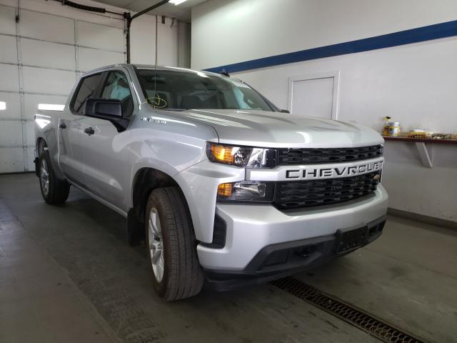 Salvage cars for sale from Copart Pasco, WA: 2020 Chevrolet Silverado