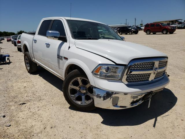 Salvage cars for sale from Copart San Antonio, TX: 2016 Dodge 1500 Laram