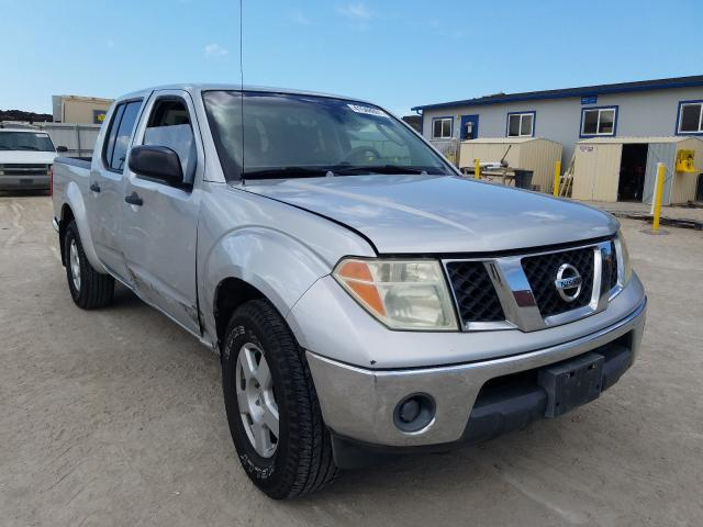 Salvage cars for sale from Copart Kapolei, HI: 2007 Nissan Frontier C