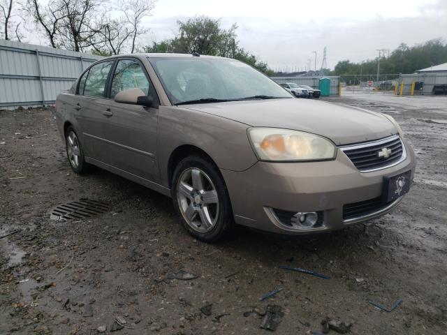 Salvage cars for sale from Copart West Mifflin, PA: 2007 Chevrolet Malibu