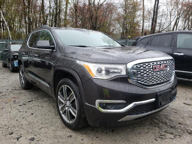 GMC Acadia salvage cars for sale: 2019 GMC Acadia