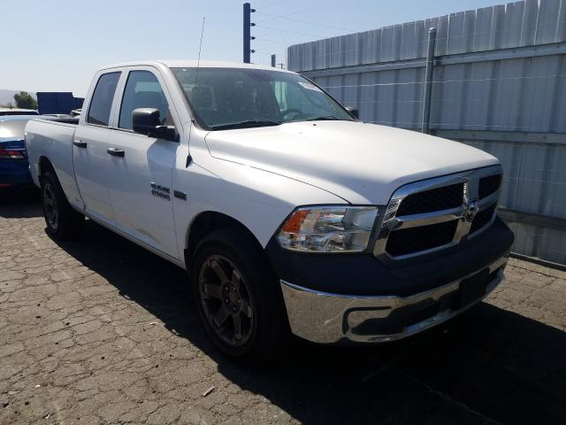 Salvage cars for sale from Copart Colton, CA: 2017 Dodge RAM 1500 ST