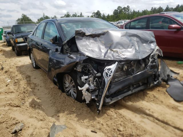 Salvage cars for sale at Gaston, SC auction: 2014 Toyota Camry L