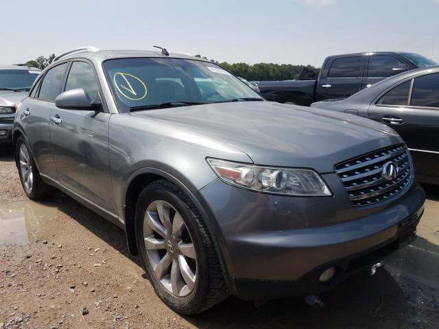 Infiniti FX35 salvage cars for sale: 2004 Infiniti FX35