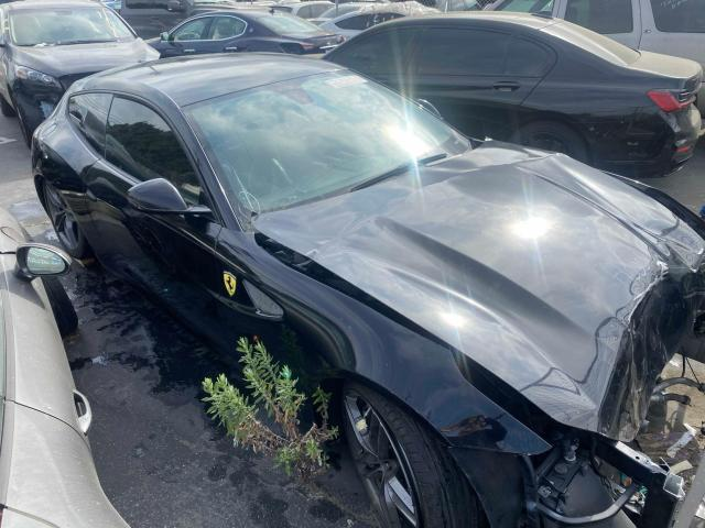 Ferrari FF salvage cars for sale: 2012 Ferrari FF