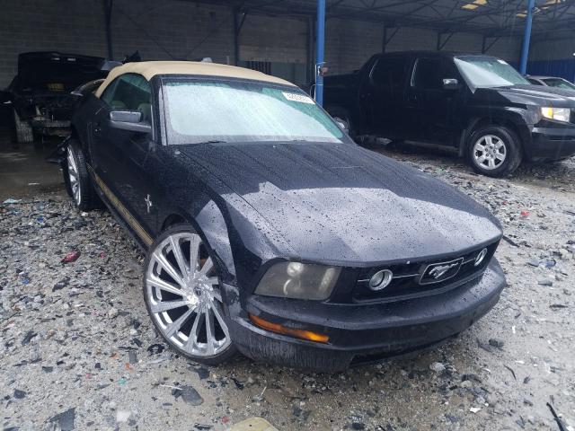 Vehiculos salvage en venta de Copart Cartersville, GA: 2008 Ford Mustang