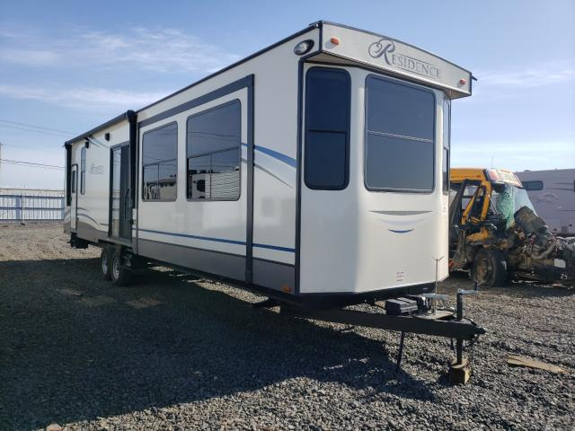 Keystone salvage cars for sale: 2019 Keystone Travel Trailer